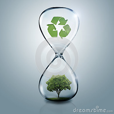 Recycle green concept
