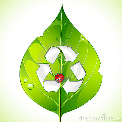 Recycle on Leaf