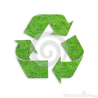 Free Recycle Logo Concept Royalty Free Stock Photography - 60057757