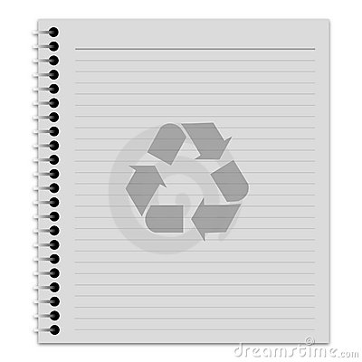 Recycle pad