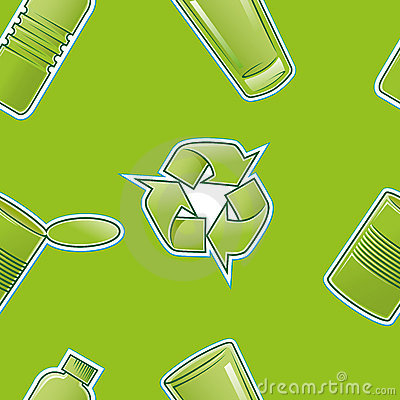 Recycle Pattern Repeat