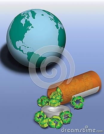 Recycle - Prescription - Earth
