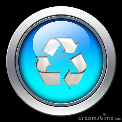 Recycle or refresh icon