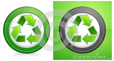 Recycle in round
