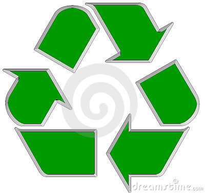 Recycle symbol 1