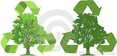 Recycle For Trees