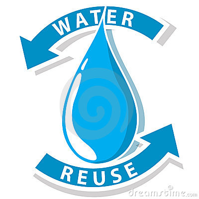 Recycle water