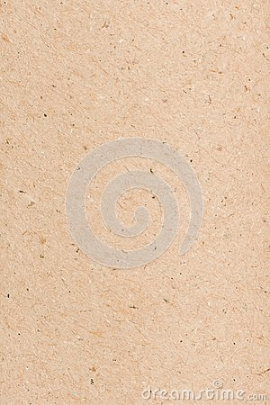 Recycled cardboard texture