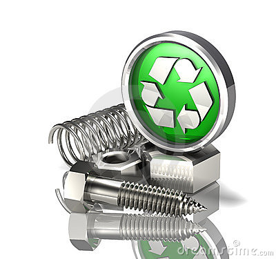Recycled Parts