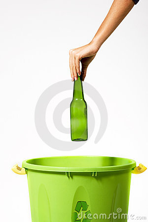 Free Recycling Royalty Free Stock Photos - 12340948