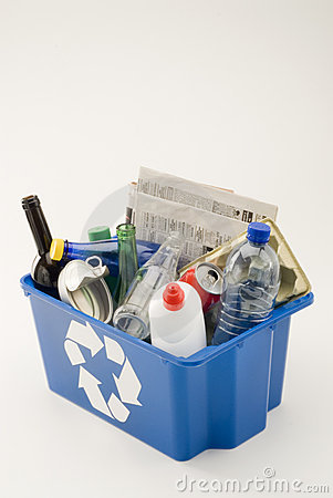 Free Recycling Royalty Free Stock Photography - 15591987