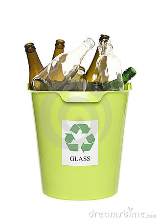 More similar stock images of   Recycling bin with glass  Glass Recycling Bin