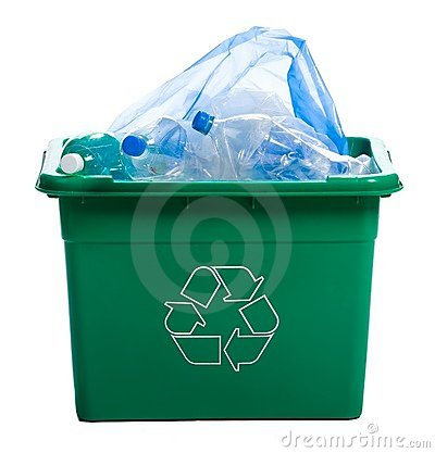 Free Recycling Box Stock Photo - 2404120