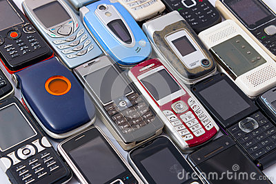 Recycling Cellphones