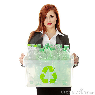 Free Recycling Concept Royalty Free Stock Photos - 16627818