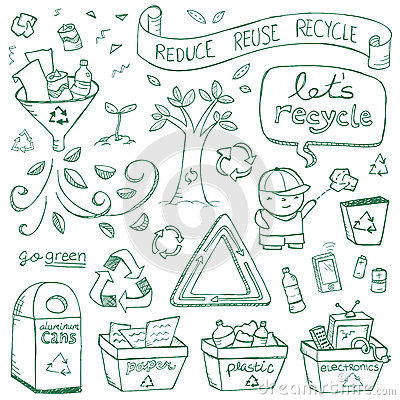 Recycling Doodles