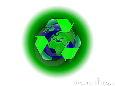 Recycling Global Warming