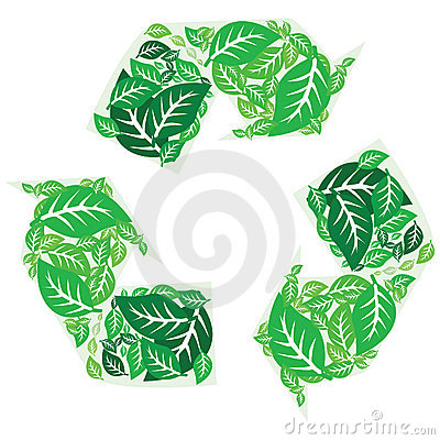 Recycling leaves