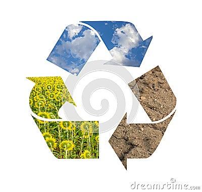 Free Recycling Symbol Stock Photos - 51281553