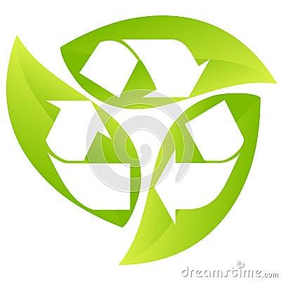 Recycling - teken