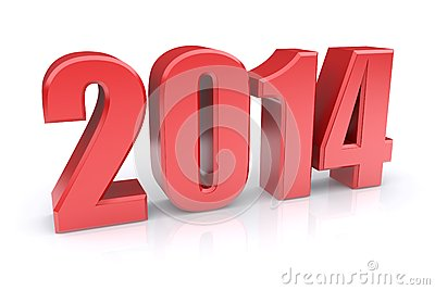 Red 2014 year