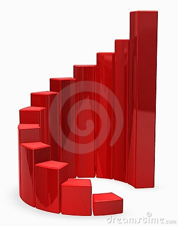 Red 3d graph