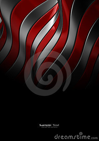Free Red And Silver Abstract Metal Texture Royalty Free Stock Photography - 23912417