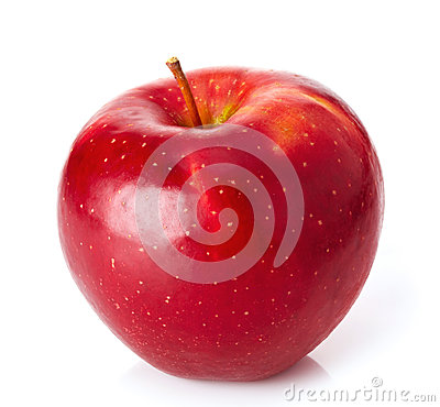 Free Red Apple Royalty Free Stock Photography - 28018787