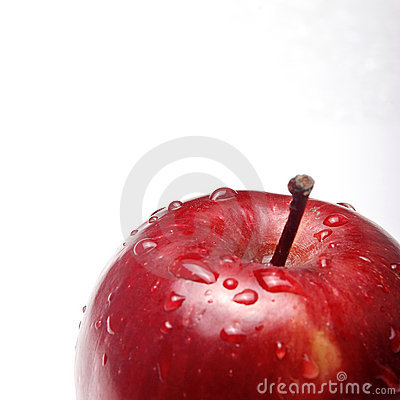 Free Red Apple Royalty Free Stock Photography - 2815017
