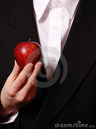 Free Red Apple Royalty Free Stock Photo - 510045