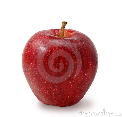 Free Red Apple Royalty Free Stock Images - 5236539