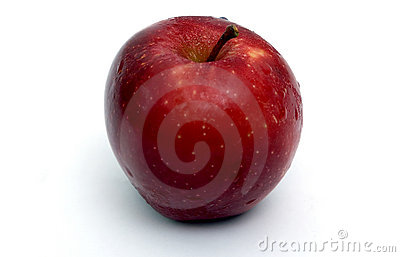 Red Apple Royalty Free Stock Photos - Image: 583498