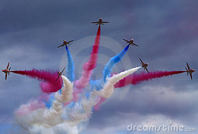 Red Arrows Display Team