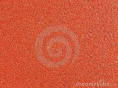 Red asphalt texture
