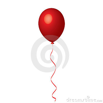 Free Red Balloon Stock Photo - 11792840