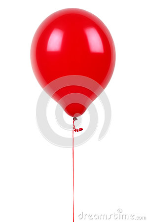 Free Red Balloon Royalty Free Stock Photos - 26888398
