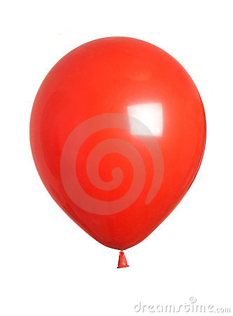Free Red Balloon Royalty Free Stock Photos - 3848368
