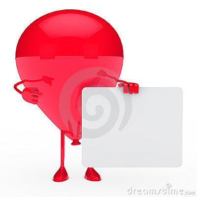 Red balloon shows