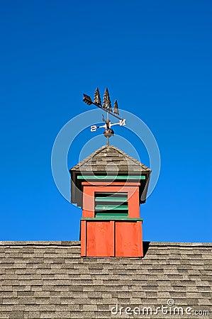Red barn Cupola