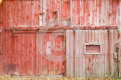 Red Barn Side