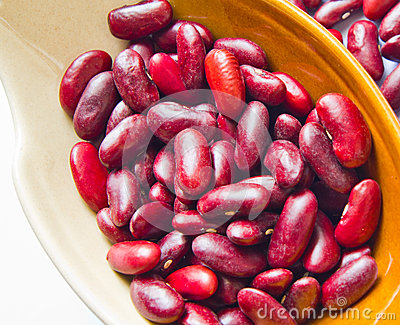Red beans are very beneficial to the body.
