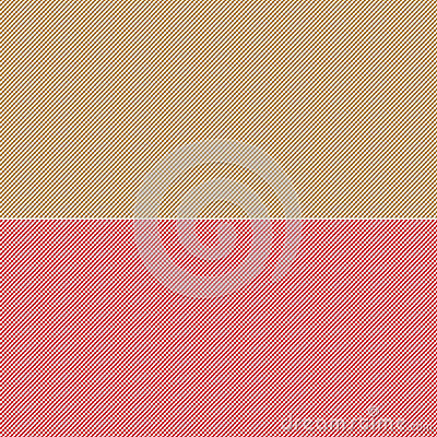 Red and beige small print gingham style background