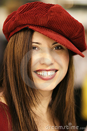 Free Red Beret Royalty Free Stock Photography - 34277
