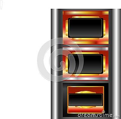 Oven microwave combination baumatic