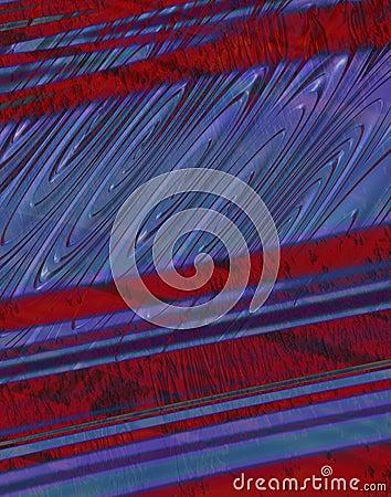 Red Blue Grunge Background