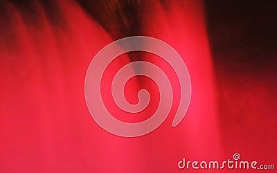 Red blur