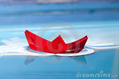 Red Boat Stock Photos - Image: 17692783