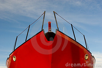 Red Boat, Blue Sky
