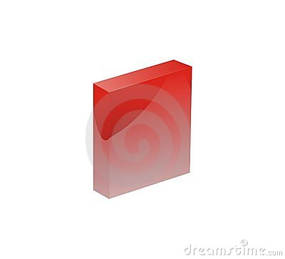 Red Box object