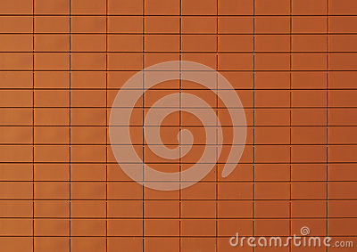 Red brick or tile background